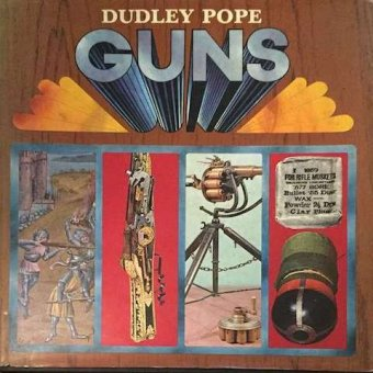 Dudley Pope, Guns, Spring books, London, 1965