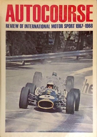 Autocourse 1966-2004 The Review of International Motorsport, Heymarket Press, London, 1st edition
