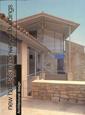 Arian Mostaedi, New habitats in converted buildings, Links, 2001, 239 pp.
