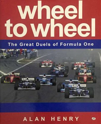 Alan Henry, Wheel to wheel, The great duels of Formula One, Motorbooks International, Osceola, 1996