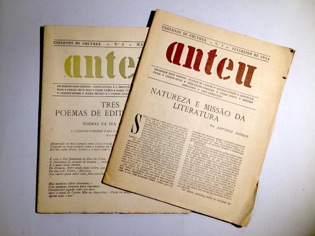Revista Anteu